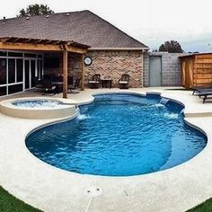 It's time to Get Out of The Stone Age! Find out what makes Latham's in-ground fiberglass pools a smarter choice than old-fashioned concrete pools