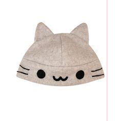 Cute Pusheen Beanie =^-^=