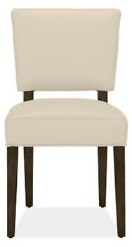 Georgia Chair in Leather - Chairs - Dining - Room & Board - $499