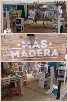 Más madera en Torrelavega.....como en casa en ningún sitio!!