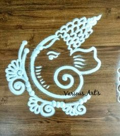 Easy Rangoli Designs Videos, Easy Rangoli Designs Diwali, Rangoli Designs Latest, Simple Rangoli Designs Images, Free Hand Rangoli Design, Small Rangoli Design, Rangoli Border Designs, Rangoli Ideas, Colorful Rangoli Designs