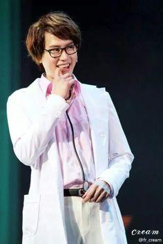 Kyuhyun as a doctor..dead xD