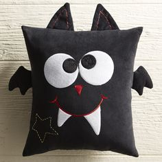 Scary Friends Bat Pillow | Pier 1 Imports