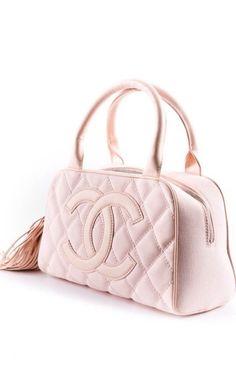 Chanel bag  #pink #color #colours