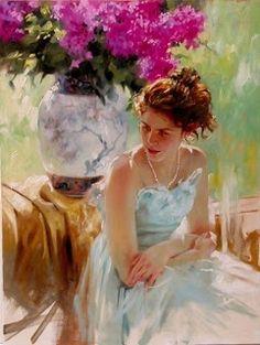 La influencia de Sargent: Richard S. Johnson Softened in sunshine