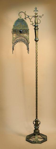 1930 S 1940 S Floor Lamp Old Floor Lamps Pinterest