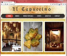 Il Capuccino website