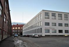 Vallilan teollisuusalue deindustrialisaatio Helsinki kaupunginosat loft loft-asunto luovat alat teollisuus teollisuusalue urbaani Vallila Aarikka #architecture