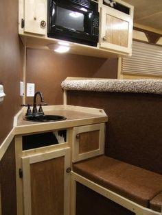 2ft SW LQ horse trailer conversion