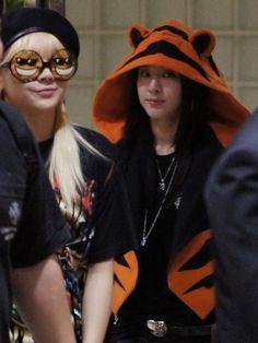 2NE1 ♠ CL & Dara