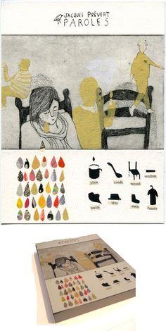 Matild gros Portfolio : dessins, illustrations