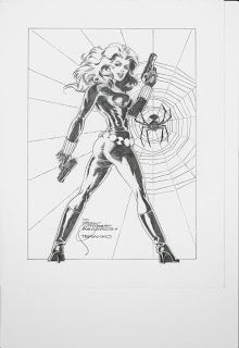 Cap'n's Comics: Coupla Independent Young Women by Jim Steranko
