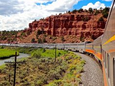 Great Western Limited | 9 best train rides for exploring the national parks | MNN - Mother Nature Network