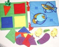 Разноцветная мягкая книжка - публикации на UMAMA.RU