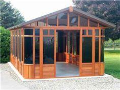 spa enclosure - Chalet hot tub gazebo