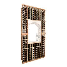 Vintner Series Wine Rack - 10 Column Individual w/Display