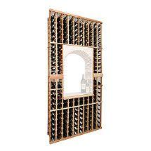 Vintner Series Wine Rack - 10 Column Individual w/Display