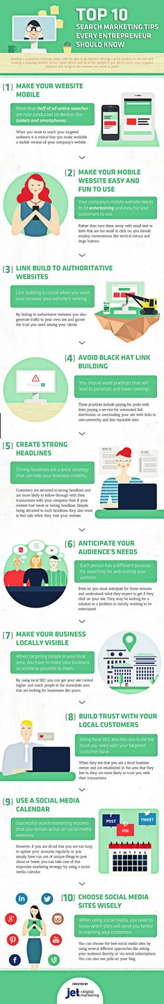 The Top 10 Google Marketing Tips Every Business Owner Should Know | Red Website Design Blog