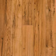 Pergo Max Embossed Hickory Wood Planks Sample (Hampton Hickory)