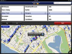 urbanspoon app