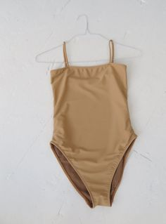 Nu Swim Straight One Piece