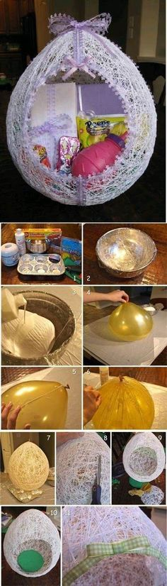 Easter is coming. Are you ready to decorate and celebrate Easter? If you don't have the idea of Easter crafts, you're in the right place. Here, we have collected a lot of DIY ideas for your Easter needs. From exquisite Easter eggs, colorful flower c Easter Projects, Easter Crafts, Crafts For Kids, Diy Crafts, Diy Projects, Easter Dyi, Easter 2015, Easter Stuff, Easter Gift