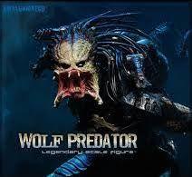 AVP PREDAlien vs Wolf Predator