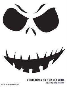 Jack O Lantern Stencils | La leggenda di Jack O Lantern su LoveMetalReturn-.-