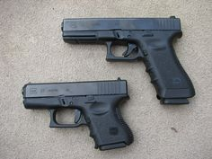 Glock Pistols - Prime Collection of Funny & Amazing Pictures
