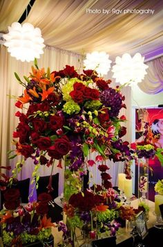 Colorful! Flowers by: SPECIAL FLOWERS