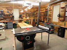 Gerald Lauchle's Woodworking Shop - Shop Tours - Fine Woodworking
