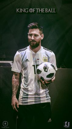 The god of the ball Leonel messi God Of Football, Football Memes, Football Players, Cristiano Vs Messi, Neymar Jr, Messi Argentina 2018, Messi Poster, Lionel Messi Barcelona, Barcelona Team