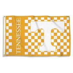 Tennessee Volunteers Checkerboard Flag