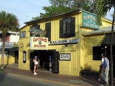 Key West - The Hemingway Favorite Bar by *Checco*, via Flickr