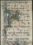 And workshop Attavante degli Attavanti (Italian, c. 1452-c. 1525), ink, tempera and gold on vellum, Each leaf: 59.8 x 4.1 cm (23 1/2 x 1 9/16 in). The Jeanne Miles Blackburn Collection 2003.173