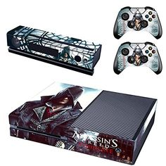 Video Games & Consoles Orderly Joker Xbox One S 5 Sticker Console Decal Xbox One Controller Vinyl Skin Video Game Accessories