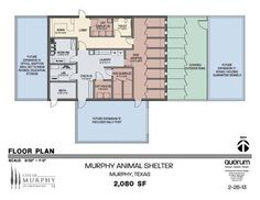 floor plans for animal shelters - Bing Images
