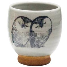 Owl Harmony tea cup from Stash Tea