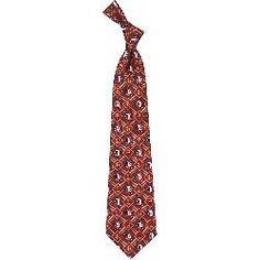 Eagles Wings Florida State Seminoles Silk Pattern 3 Necktie