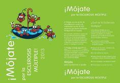 Euskadi se moja por la esclerosis múltiple. Campaña 2013.