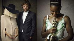 Instagram Details 2016's Glamorous Vanity Fair Oscar Portrait Studio | Mashable