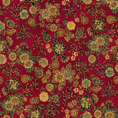 Robert Kaufman -  Imperial Collection EUM-4643-5 RED