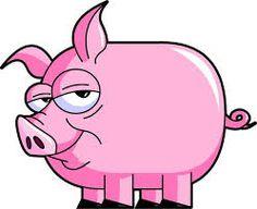 Znalezione obrazy dla zapytania cartoon pig