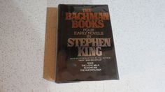 The Bachman Books Four Early Novels by Steven by TheDustyBookNook