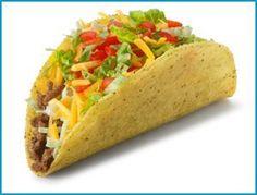Kidney-Friendly Tacos (low sodium) - The National Kidney Foundation Tvp Recipes, Davita Recipes, Low Salt Recipes, Kidney Recipes, Low Sodium Recipes, Mexican Food Recipes, Cooking Recipes, Healthy Recipes, Low Potassium Recipes