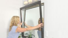 Mirror Frames for Mirrors | MirrorMate Frames