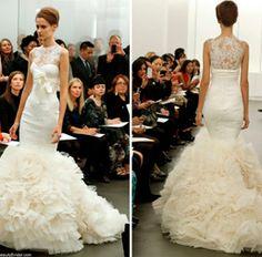 Estadeboda - Belleza y Moda - Colección Otoño 2013 Vera Wang
