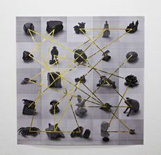 """Alejandro Almanza Pereda Work from his oeuvre. """"Alejandro Almanza Pereda's body of work comprises sculptures, drawings, installations, photographs and Art Encounters, Call Art, New Media, Geometric Art, Art Blog, New Art, Geometry, Contemporary Art, Hair Accessories"""