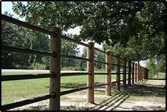 Priefert Western Fence