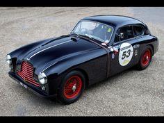 '53 Aston Martin DB2/4 Mk1